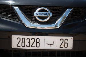 Nissan Basho Island & Schottland / Marrakesch