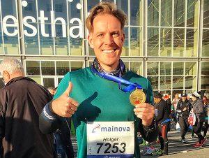 Wir haben einen BuM-Marathon-Mann