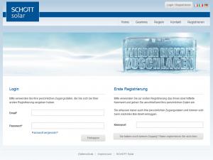 Schott SolarWinter Special aktivierte Großhandel, Fachhandel, Verkäufer & Endkunden