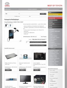BEST OF TOYOTA <br>Ein Incentive-Portal für die komplette Organisation