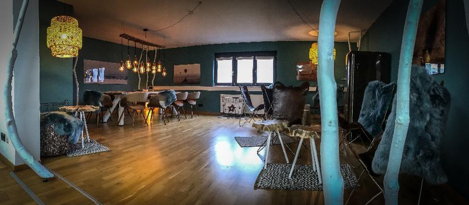 Eröffnung der BuM-Lounge