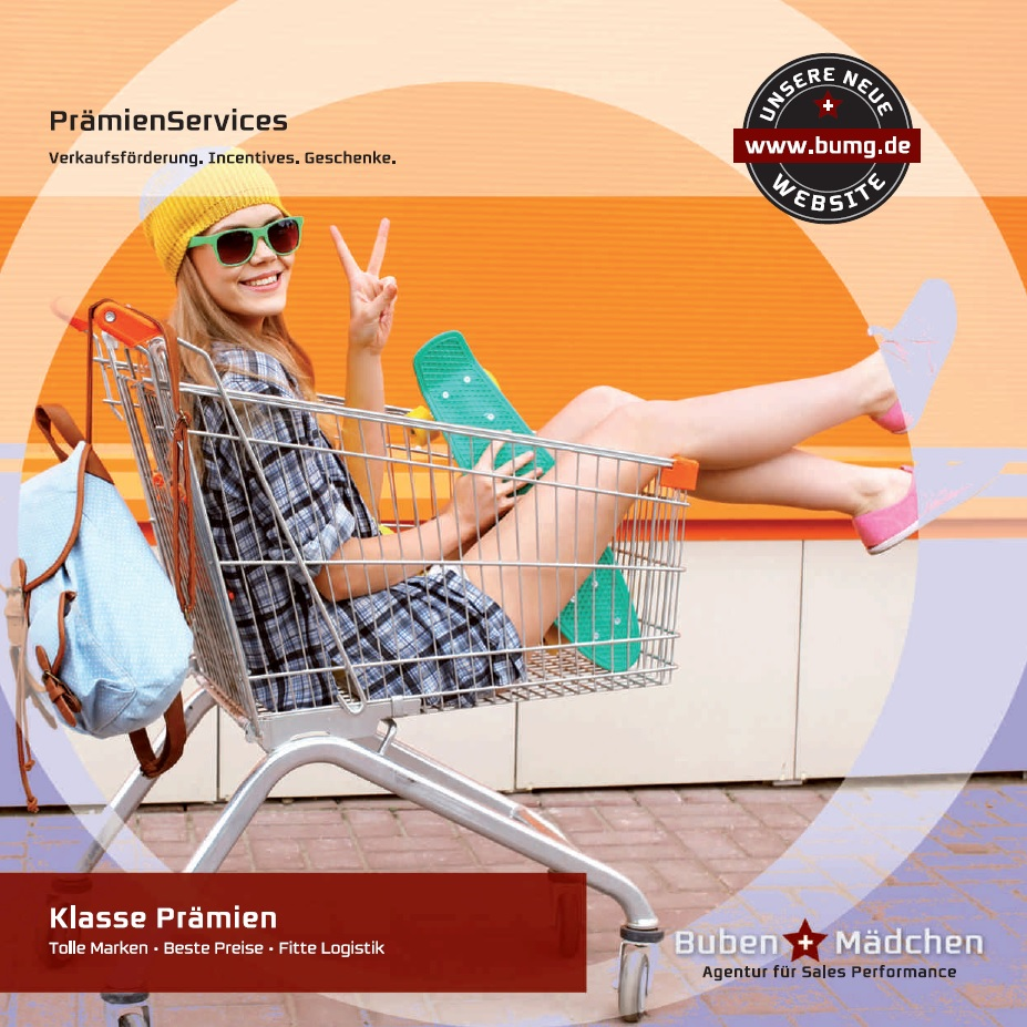 Neues PrämienServices-Magazin